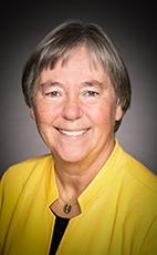 Deb Schulte Official Portrait